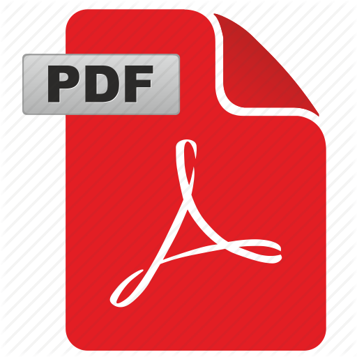 adobe acrobat pdf file icon